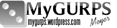 MyGURPS